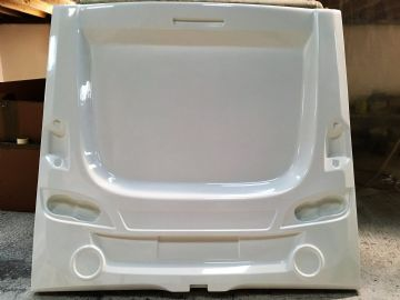 CPS-ABB-009 ABBEY REAR PANEL